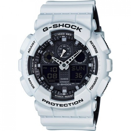 CASIO G-SHOCK GA-100L-7AER