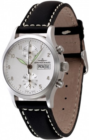 Chronographia Chrono Bicompax 38 mm 3201BVDD-e3
