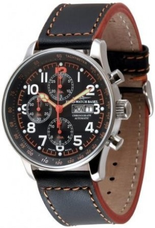 Xl Pilot Chronograph Day-Date 44 mm P557TVDD-a15