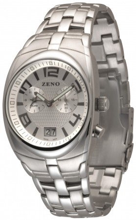 Zeno-Watch Basel Race Alarm Big Date 39X45 mm 291Q-g3M