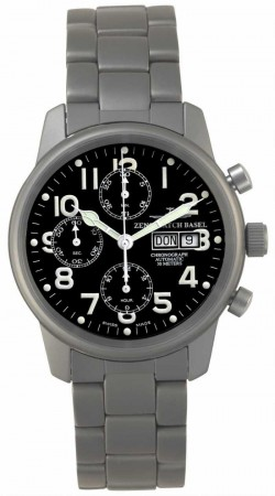 Classic Pilot Chronograph Day-Date 40 mm 7557TVDD-a1M