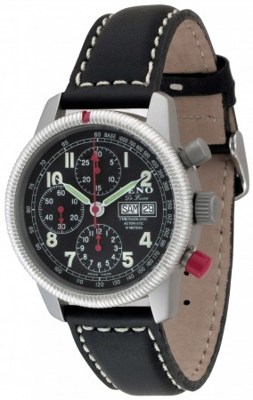 Classic Pilot. Chrono De Luxe - Limited Edition 40 mm  6559TVDD-a1