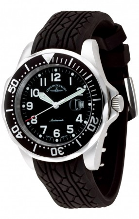Zeno-Watch Basel Diver look II 43 mm Automatic 3862-a1