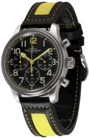 New Classic Pilot Chronograph 2020 42 mm 9559TH-3-a19