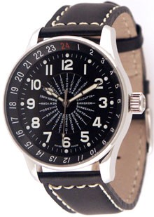 Xl Pilot World timer 44 mm P554WT-a1