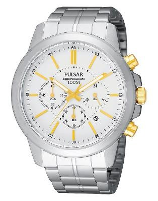 PULSAR HERRE 44MM 100M CHRONO