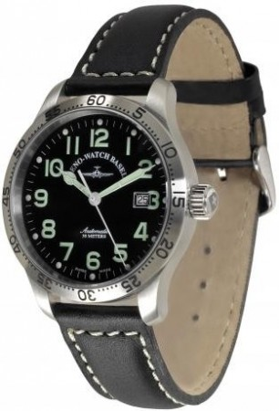 New Classic Pilot Automatic Tachymeter 42 mm 9554T-a1