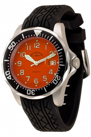 Zeno-Watch Basel Diver look II 43 mm Automatic 3862-a5