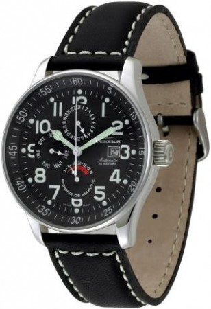 Xl Pilot Power Reserve, Dual-Time, Day Date 44 mm P555-a1