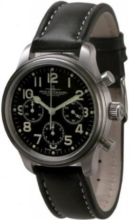 New Classic Pilot Chronograph 2020 42 mm 9559TH-3-a1