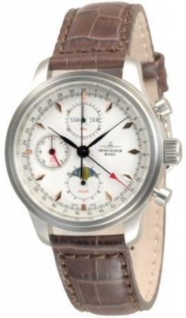New Classic Retro Chrono Fullcalendar 42 mm 9557VKL-g2-N1