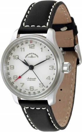New Classic Retro Pointer date 42 mm 9554Z-e2