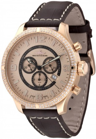 Oversized Parisienne Chrono Parisienne 47.5 mm 8830Q-Pgr-h9