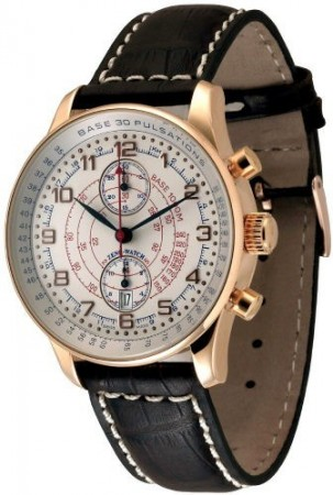 Xl Retro Chrono Pulsometer - Limited Edition 44 mm P557BVD-Pgr-f2-Puls